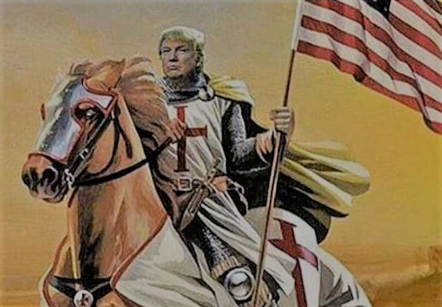 crusader trump